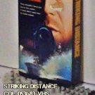 VHS - STRIKING DISTANCE