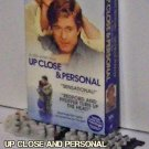 VHS - UP CLOSE & PERSONAL