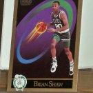 BASKETBALL - SHAW, BRIAN