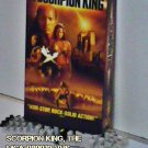 VHS - SCORPION KING, THE