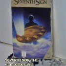 VHS - SEVENTH SIGN, THE