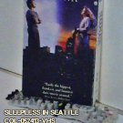 VHS - SLEEPLESS IN SEATTLE