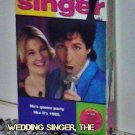 VHS - WEDDING SINGER, THE