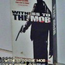 VHS - WITNESS TO THE MOB
