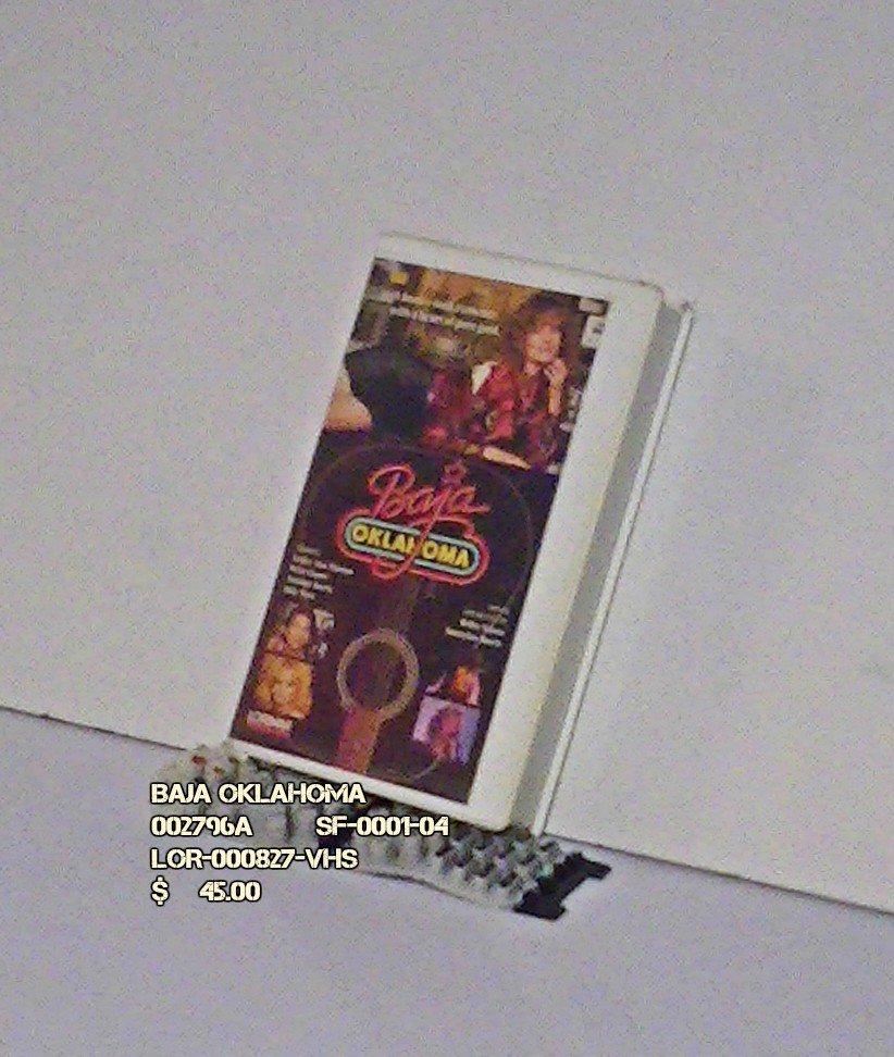 VHS - BAJA OKLAHOMA