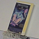VHS - PHANTASM  (02)  NEVER DEAD PART TWO