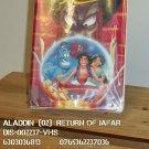 VHS - ALADDIN  (02)  RETURN OF JAFAR