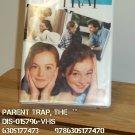 VHS - PARENT TRAP, THE  **