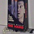 VHS - DIE HARD BOX SET