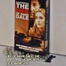 VHS - LIFE OF DAVID GALE, THE