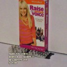 VHS - RAISE YOUR VOICE