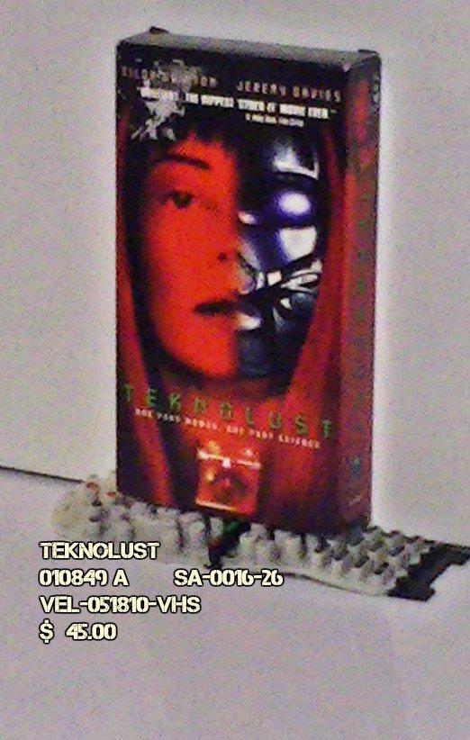 VHS - TEKNOLUST