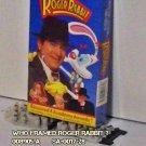 VHS - WHO FRAMED ROGER RABBIT ?