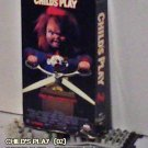 VHS - CHILD'S PLAY  (02)  SORRY JACK ... CHUCKY'S BACK