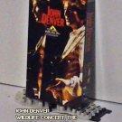 VHS - JOHN DENVER - WILDLIFE CONCERT, THE