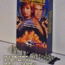 VHS - RAGE AND HONOR  (02)  HOSTILE TAKEOVER