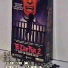 VHS - TO DIE FOR  (02)  SON OF DARKNESS
