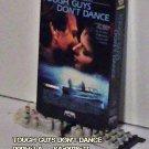 VHS - TOUGH GUYS DON'T DANCE