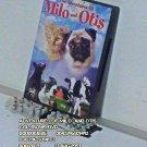 DVD - ADVENTURES OF MILO & OTIS