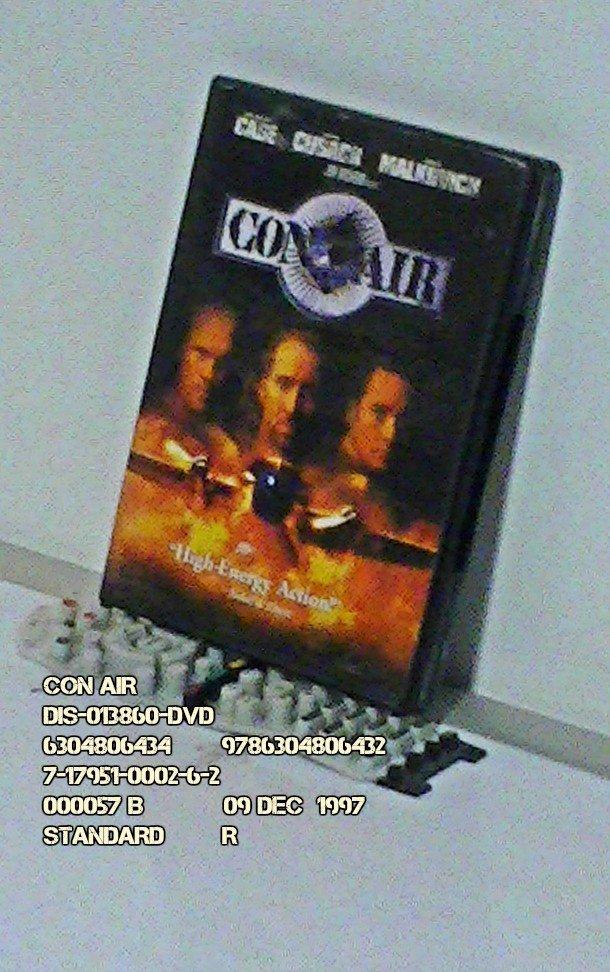 DVD - CON AIR