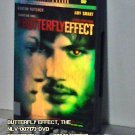 DVD - BUTTERFLY EFFECT, THE