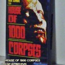 DVD - HOUSE OF 1000 CORPSES, THE