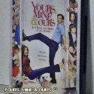 DVD - YOURS, MINE & OURS  **
