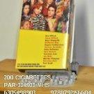 VHS- 200 CIGARETTES