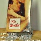 VHS - 9 1/2 WEEKS