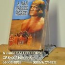 VHS - A MAN CALLED HORSE