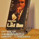 VHS - LAST DON, THE