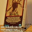 VHS - UNCOMMON VALOR