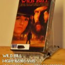 VHS - WILD BILL