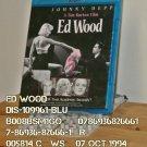BLU - ED WOOD