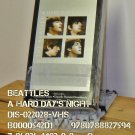 VHS - BEATLES - A HARD DAY'S NIGHT