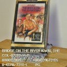 VHS - BRIDGE ON THE RIVER KWAI, THE