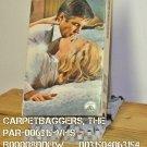 VHS - CARPETBAGGERS