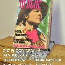 VHS - CRY BLOOD, APACHE