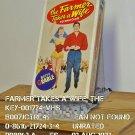VHS - FARMER TAKES A WIFE, THE