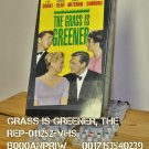 VHS - GRASS IS GREENER, THE