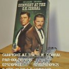 VHS - GUNFIGHT AT THE O. K. CORRAL