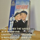VHS - HERE COMES THE WAVES