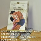 VHS - LOVE IS A MANY-SPLENDORED THING