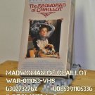 VHS - MADWOMAN OF CHAILLOT, THE