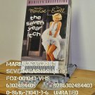 VHS - MARILYN MONROE - SEVEN YEAR ITCH, THE