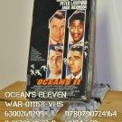 VHS - OCEAN'S ELEVEN  *