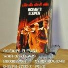 VHS - OCEAN'S ELEVEN  **