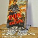 VHS - P.O.W. THE ESCAPE