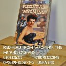 VHS - REDHEAD FROM WYOMING, THE