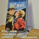 VHS - ROSE-MARIE